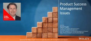 Product Success Management Issues - Philip Roybal - Episode - PSMI001